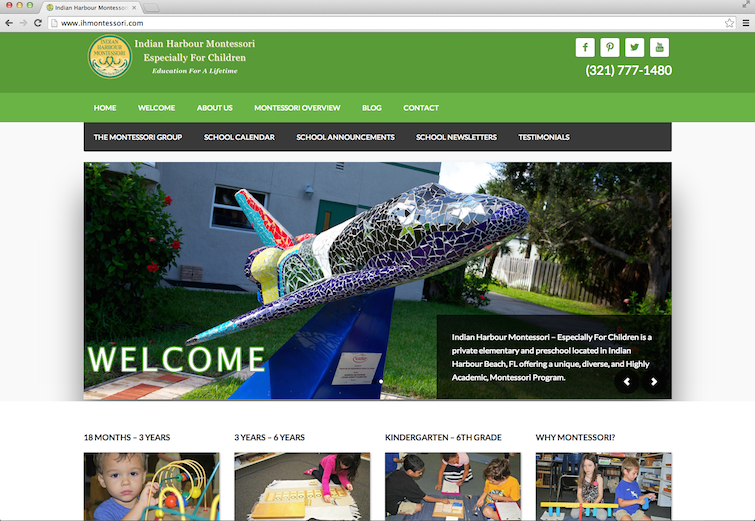 ihm_efc_montessori_website_design