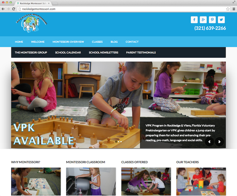 montessori_school_website_design