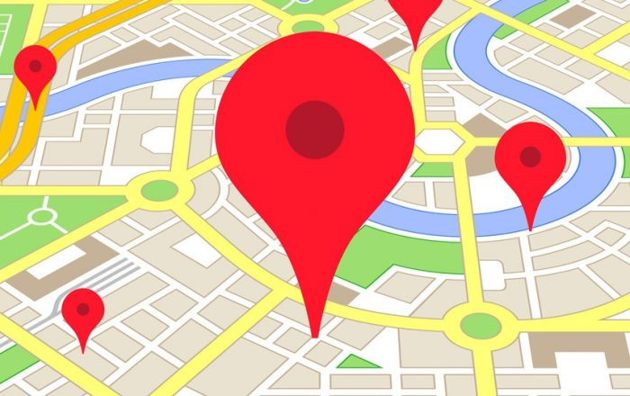 Google Maps Local Search